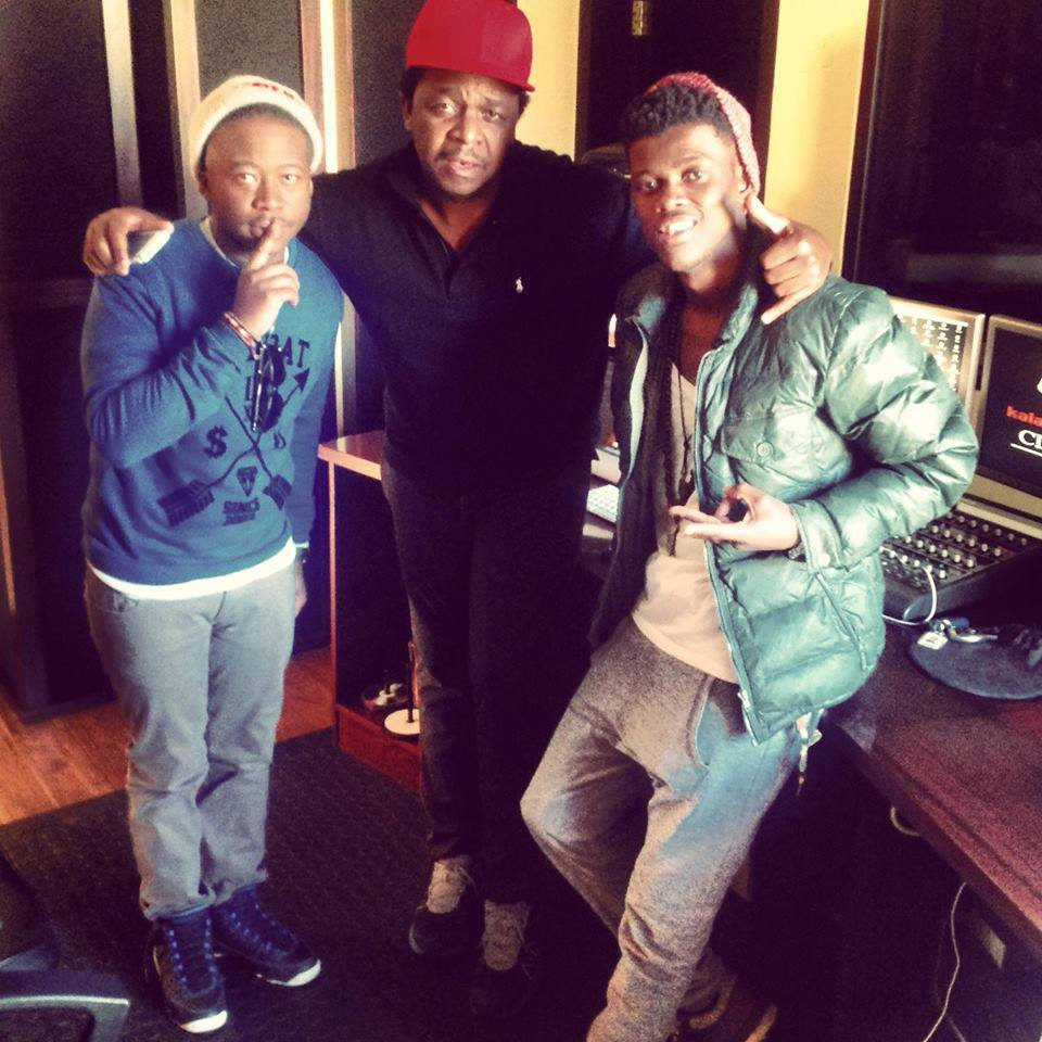 Oskido and Black Motion