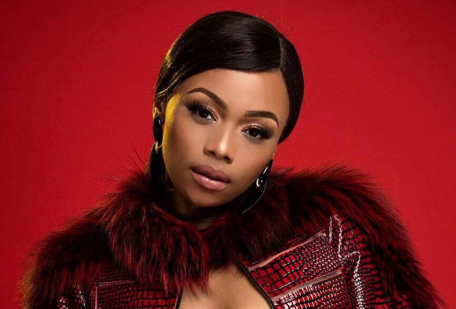Booking Bonang Matheba