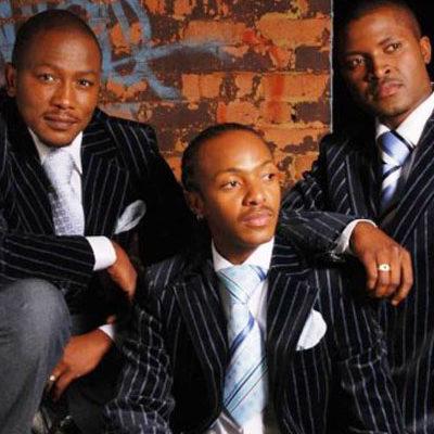 Three Afro Tenors
