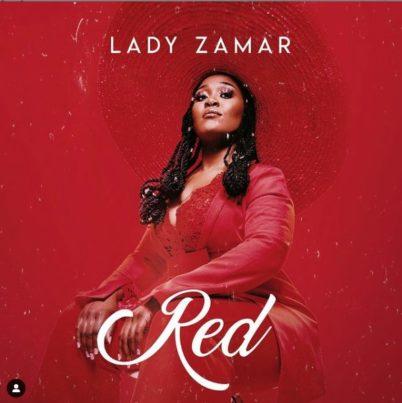lady zamar Red EP