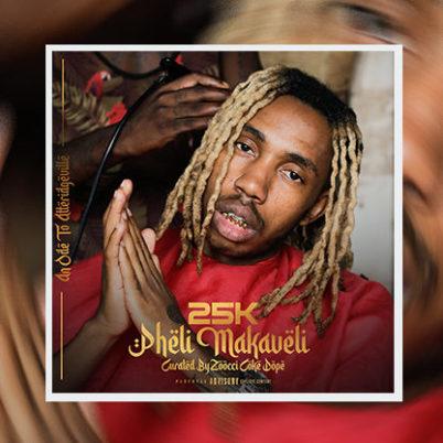 DJs Production 25K Makaveli