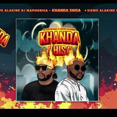 DJ Maphorisa khanda shisa